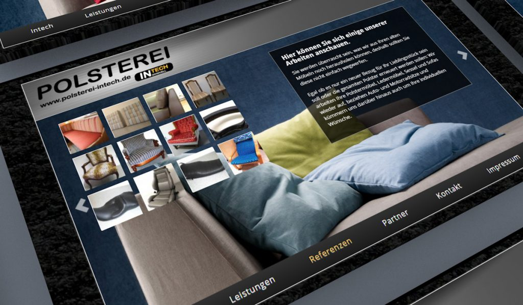 Barrierefreies Webdesign Nürnberg