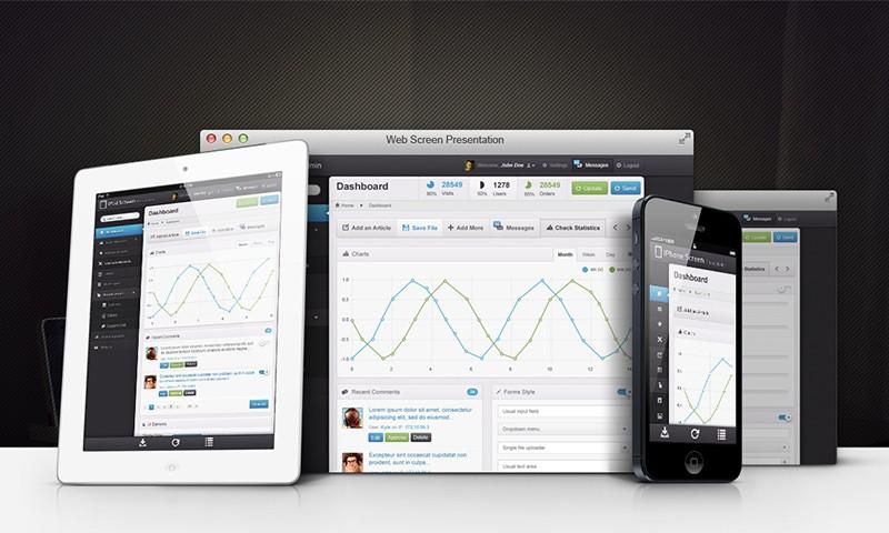 Responsive Webdesign für alle Projekte - So sieht Ihre Website auf jeder Bildschirmgröße immer perfekt aus