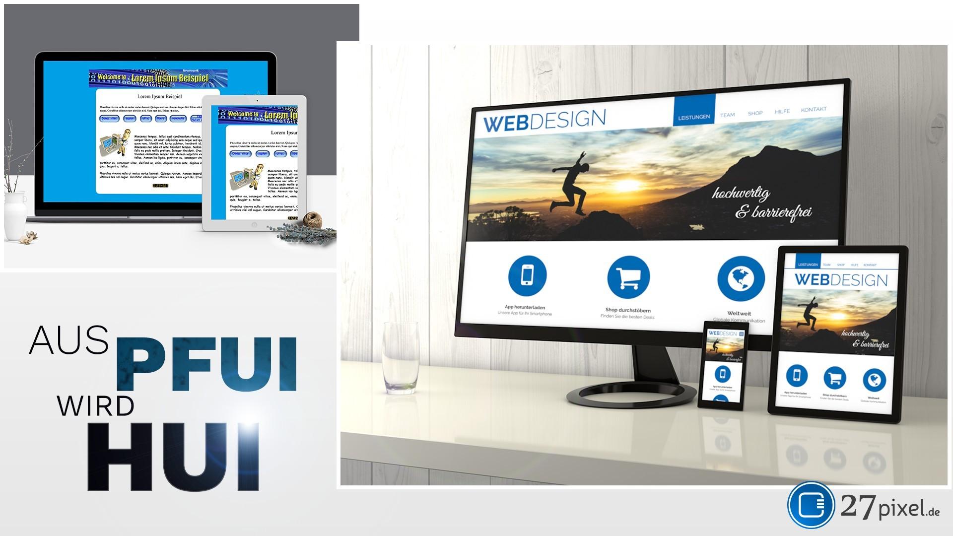 Eine Bessere Website für Ihr Unternehmen